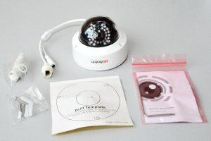 Видеокамера HiWatch DS-I122